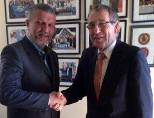 Ambasador Austrije u posjeti ALFA Centru