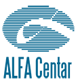 Alfa Centar Logo