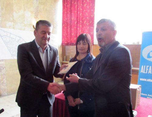 Donacija Alfa Centra Turističkoj organizaciji Nikšić
