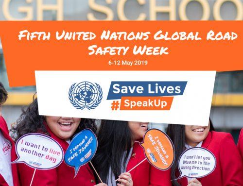 Globalna UN nedelja bezbjednosti saobraćaja