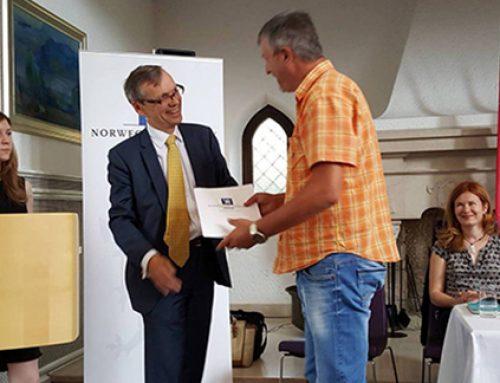 Potpisan ugovor o podršci sa ambasadom Norveške u Beogradu