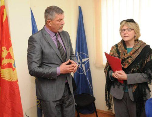 Američka ambasadorka posjetila ALFA Centar
