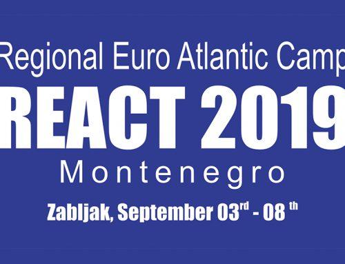 Otvoren poziv za učešće na REACT 2019