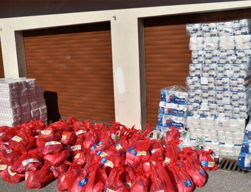 ALFA Centar i ASB uručili 200 paketa porodicama u Nikšiću