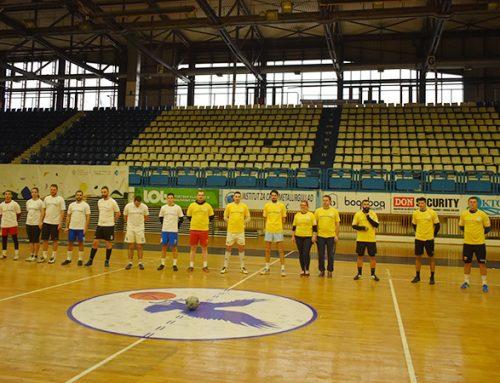 """Odigrana humanitarna fudbalska utakmica: """"Srcem za Nataliju!"""""""