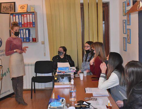 Održana obuka za pružanje novog socijalnog servisa ALFA Centra