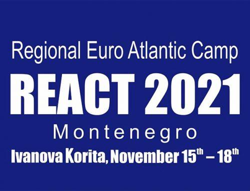 Prijava učesnika za REACT 2021